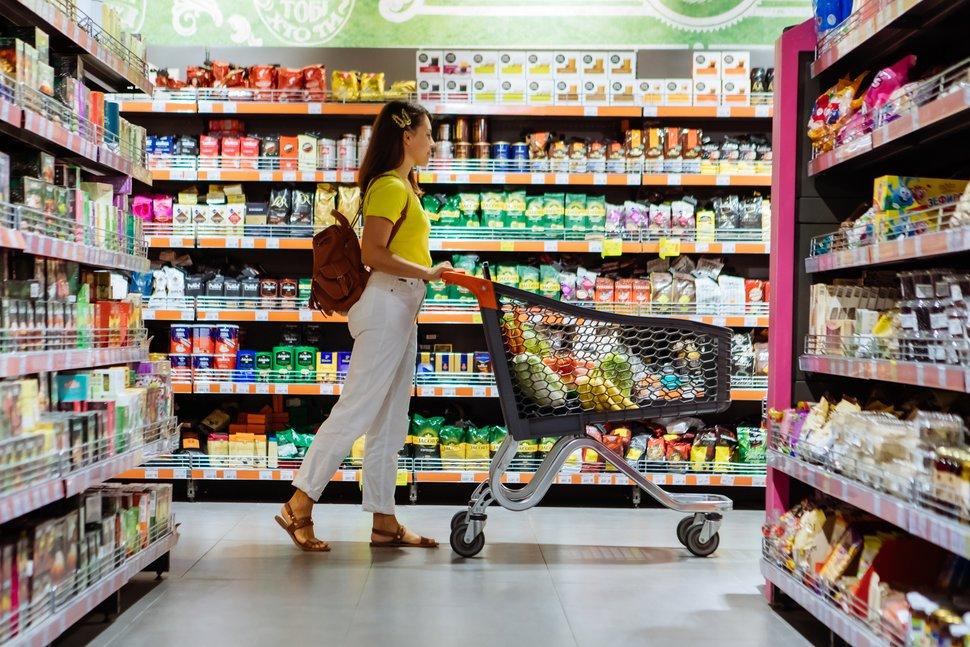 Purchasing food items in bulk